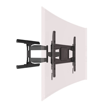 SPS600-LQP Full-motion Curved and Flat Panel TV wall Mount