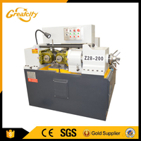 High Standard Threading Machine Factory Supply