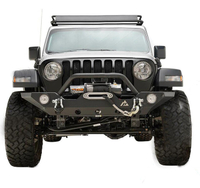 JL Heavy Duty Rock Crawler Front Bumper for Jeep Wrangler JL 2018
