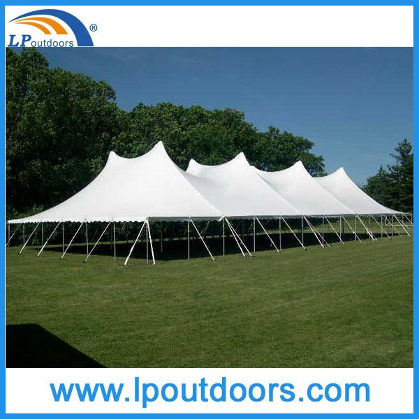 1000 People High Peak Wedding Marquee Party Pole Tent