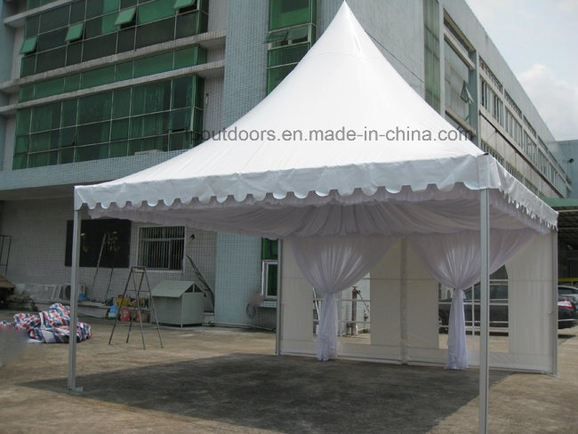 5X5m High-Peak Pagoda Tent Marquee Tent for Party Event
