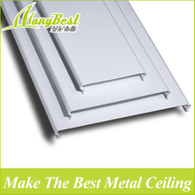 2018 china Hotsale Fantastic Metal Suspended Aluminum Strip Ceiling with SGS Certificate