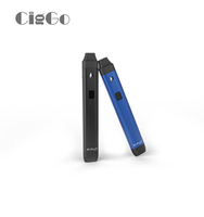 Ciggo Hipuff _thick oil vape pen with disposable pod system cartridge