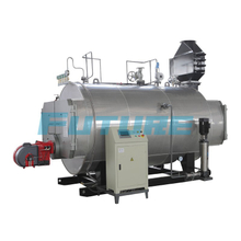 WNS Horizontal Fire-tube Steam Boiler