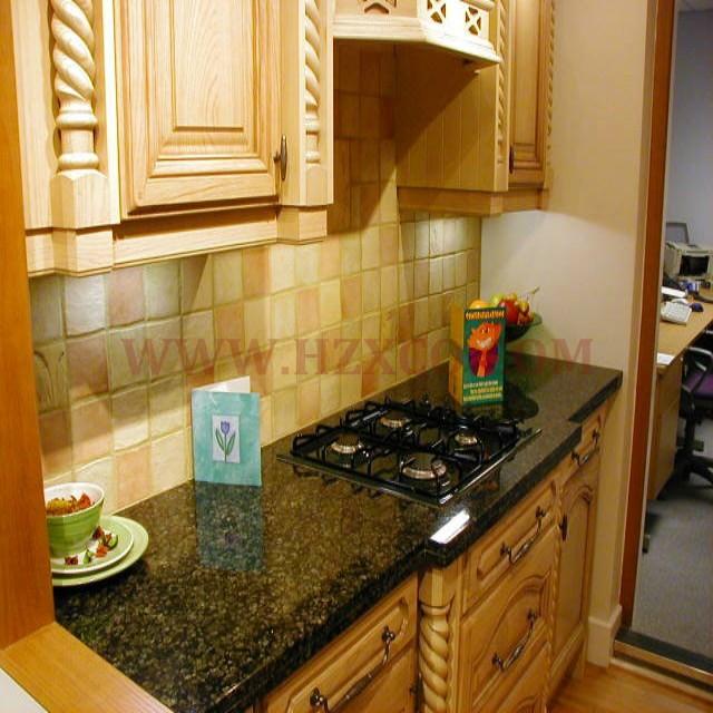 Buyverde Ubatuba Granite Countertop Kitchentop Verde
