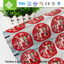 Heat seal tomato paste flexible packaging roll film