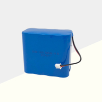 14.8V 5200mAh 4S2P Rechargeable Li-ion Battery Pack NO.1004