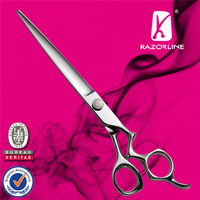 Razorline NPK22 Pet dog grooming scissor with WCA and BSCI certificate