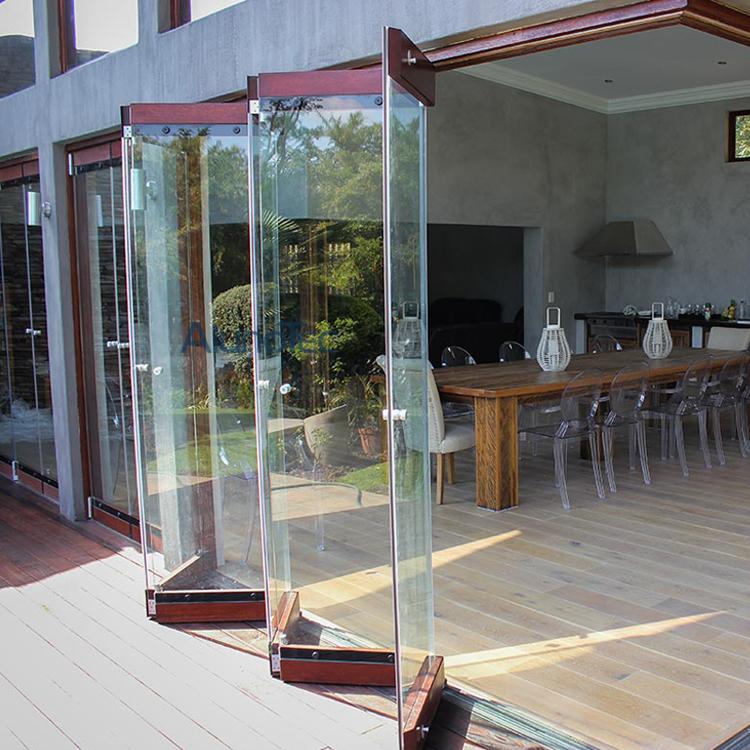 Terrace Framless Glass Bifold Windows - Buy bifold windows, framless ...