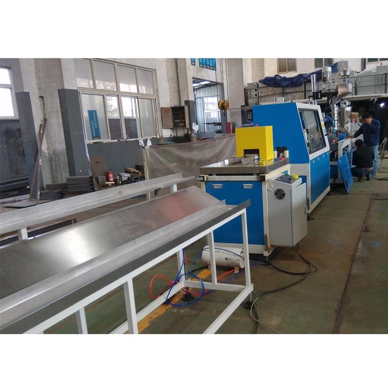 PS profile production plant