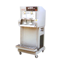 DZQ-600L Vertical Type External Vacuum Packaging Machine