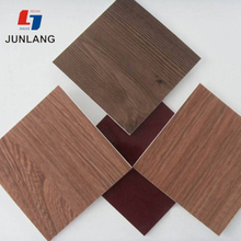 PVC decorative panel with wood grain textured