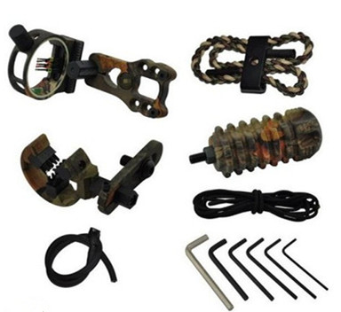 JX1000C Bow Accessories Set for Compound Bow Manufacturer in China
