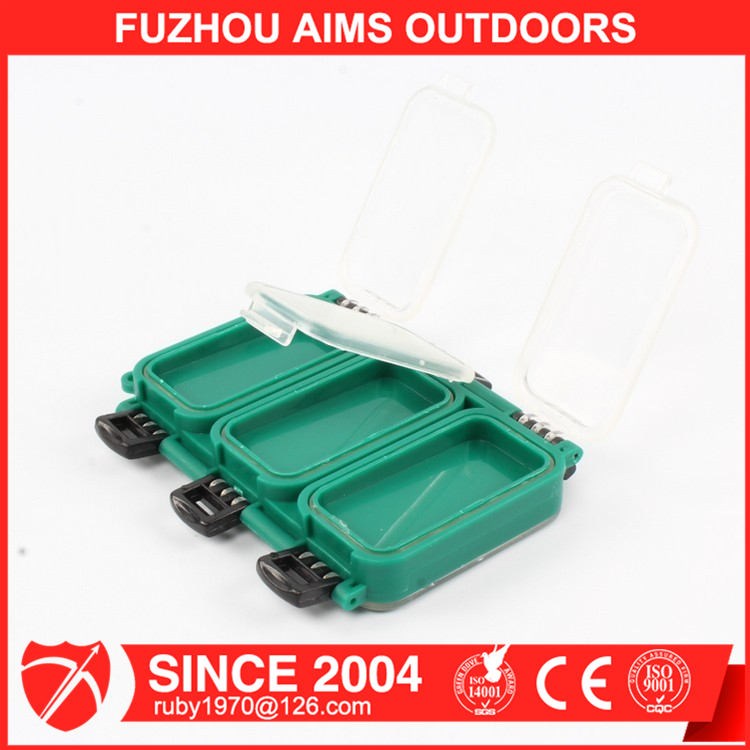 AIMS Good quality fishing lure tackle box for fishing