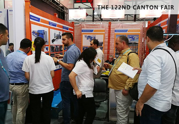 The 122nd Canton Fair 1