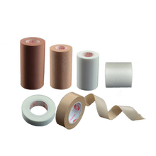 Hypoallergenic Silk tape for helping secure dressings
