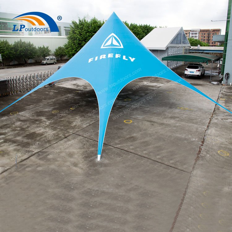 16m single top star tent