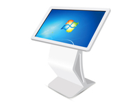 "Interactive Touch Screen Display Floor Standing Computer Kiosk 32"" 43"" 55"""