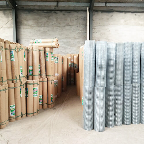 hot dipped galvanized welded wire mesh6