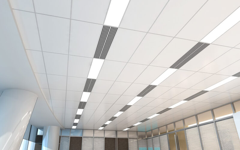 How to choose aluminum clip in false ceiling system