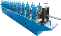 ROLL FORMING MACHINE FOR 3 INCHES TRACK