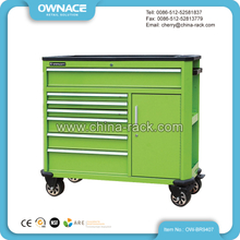 OW-BR9407 Large Heavy Duty Storage Tool Cabinet with Drawers