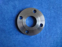smooth raised face flange titanium Welding neck flange titanium flange