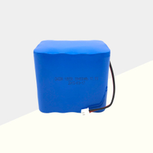 11.1V 10400mAh 3S4P Rechargeable Li-ion Battery Pack NO.1021