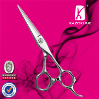 Razorline CK36 Professional Swivel Hair Cutting Scissor with WCA and BSCI certificate