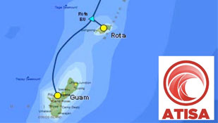 The ATISA submarine cable system is finally approved