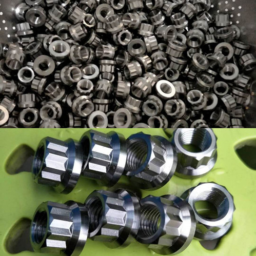 exhaust manifold nuts