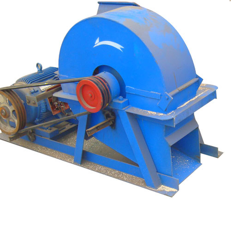 600Wood Crusher Machine