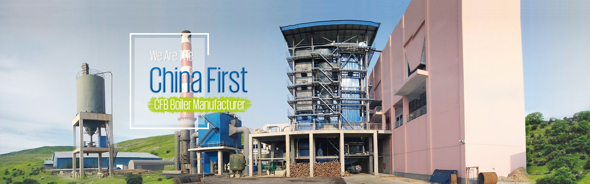 CFB Boiler, Oil/gas boiler, Biomass steam generator, Coal or biomass ...