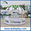 Customized Printing Hexagonal Display Tent for Exhibition