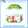 Portable Hexagonal Dome Kiosk Display Dome Tent for Different Events