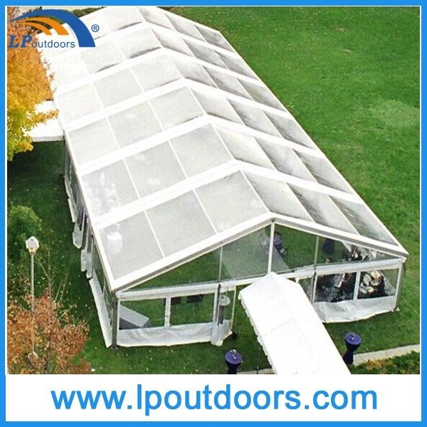 Outdoor High Quality Party Marquee Clear PVC Tent for Wedding