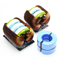 Toroidal vertically wound inductor