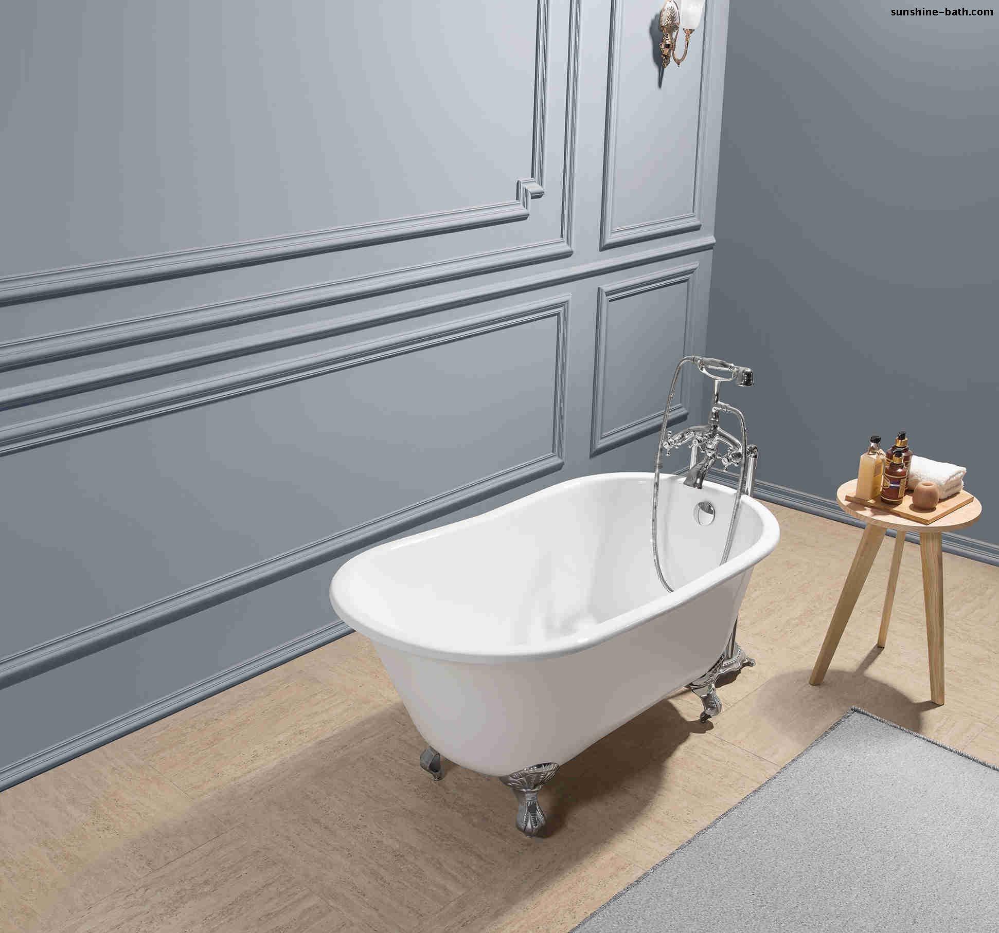 SW-1021 - Buy cast iron bathtub, porcelain enamel bathtub ...
