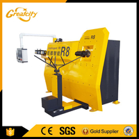 Automatic Rack Collector CNC Wire Reinforcement Machine