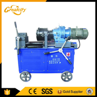 Best Quality Rebar Straight Thread Screw Rolling Machine
