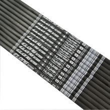 Pure Carbon Fiber Shaft I.D.4.2mm 32 inch Roll Tube DIY Arrow Use