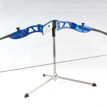 New Recurve Bow Stand for Outdoor Sports