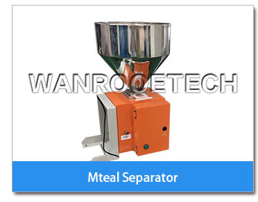 Metal Separator For Pulverizer Mill