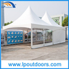 20'x40′ Outdoor Aluminum High Peak Pavilion
