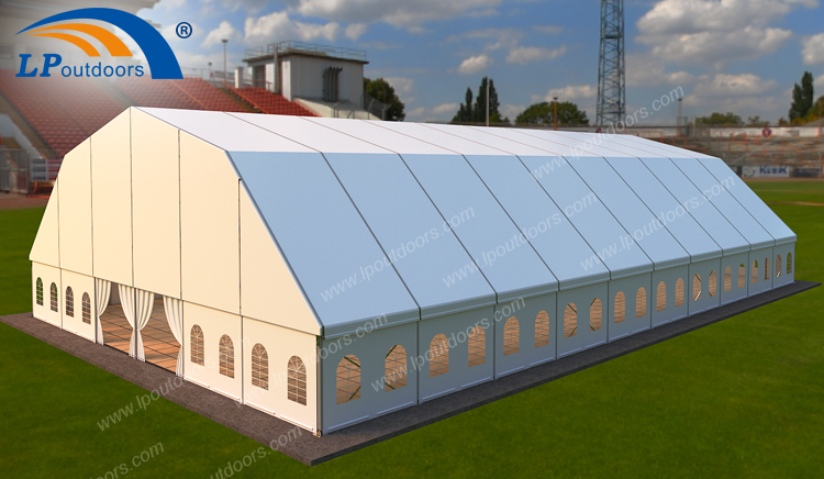 30m polygon party tent