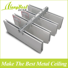 Decorative Aluminum Box Curtain Ceiling Tile