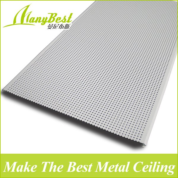C-Shaped Aluminum Suspended Linear strip Ceilling Tile