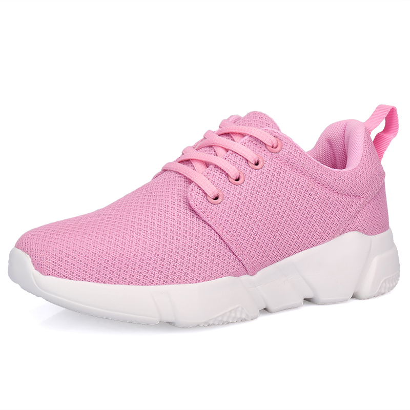 Men Running Shoes High Quality Sneakers Women Breathable Air Mesh Tennis Winter Sport For