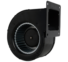 EC Single Inlet Blower Φ 120