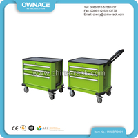 OW-BR9001 Steel Storage Roller Tool Cabinet Chest with Handle